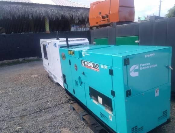 Planta Electrica 60 kw (Reparacion Y Intalacion)