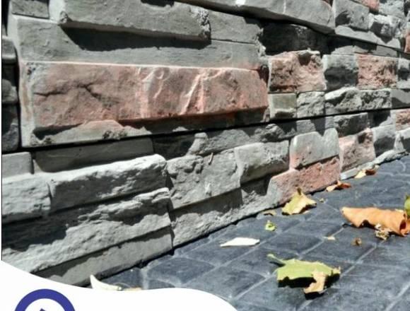 fachaleta piedra,muro llorón,velo de agua,piletas,