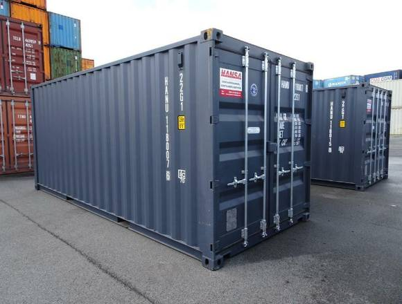 20` neuwertige Open Side Container,
