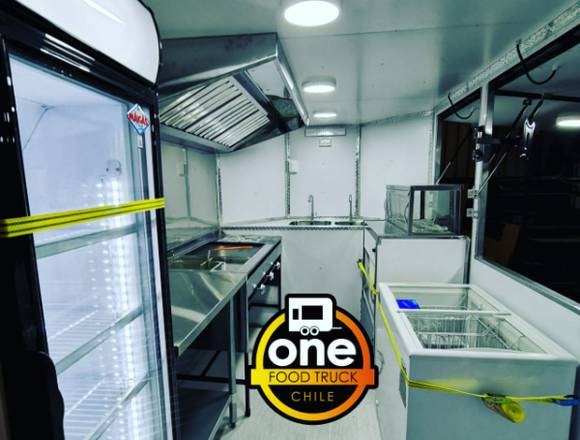 FABRICA ONE FOOD TRUCK CHILE