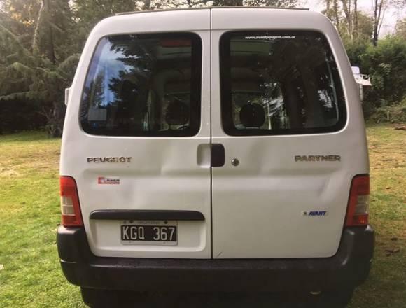 Peugeot Partner Blanco