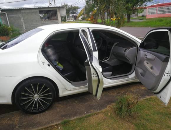 Vendo Auto Corolla 2009