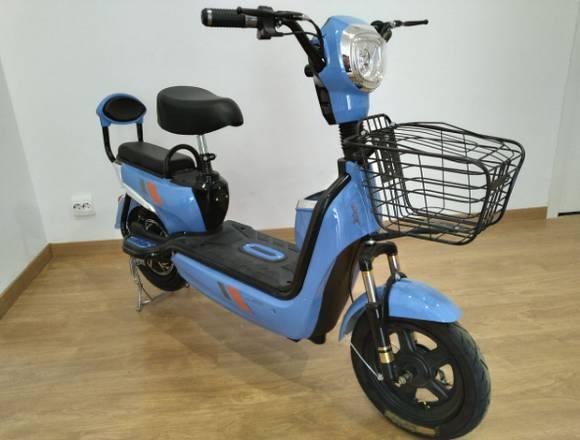 Motocicleta Elétrica Nova