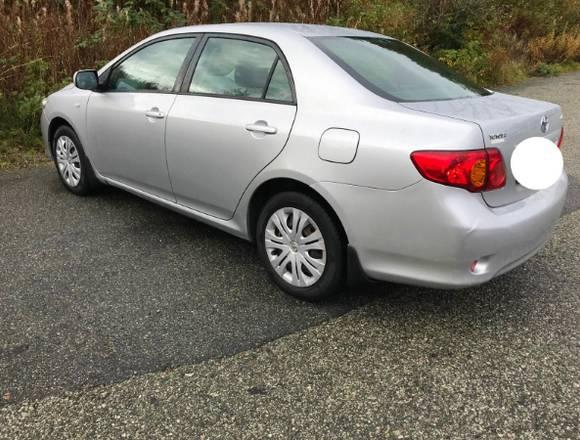 Toyota Corolla 2007 automática