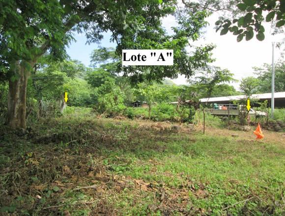 Lotes en Guatajiagua, Morazán
