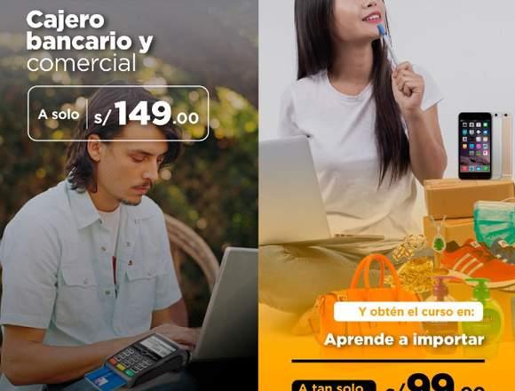 CAJERO BANCARIO Y COMERCIAL - IMPORTACIÓN