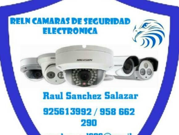Reln seguridad electronica