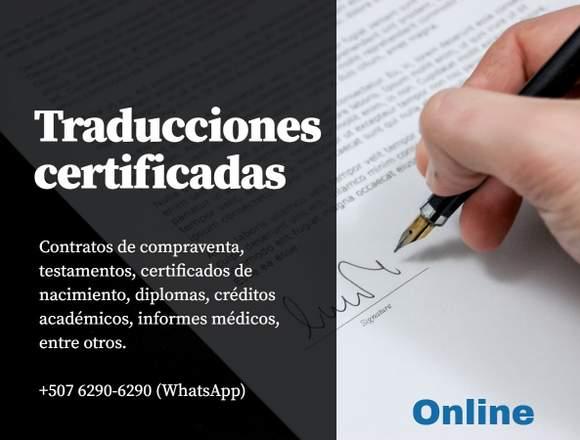 Traducciones Online en Panama