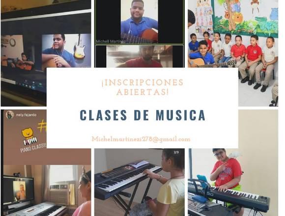 clases de musica online
