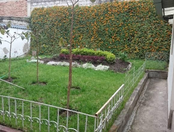 Hermosa Casa Norte de Quito PRECIO NEGOCIABLE