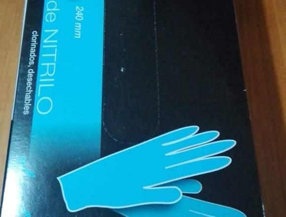 Ventas de guantes Nitrilo