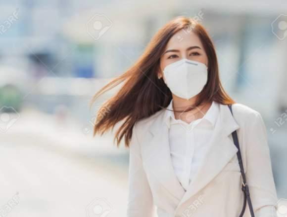 Material sanitario/mascarillas/guantes
