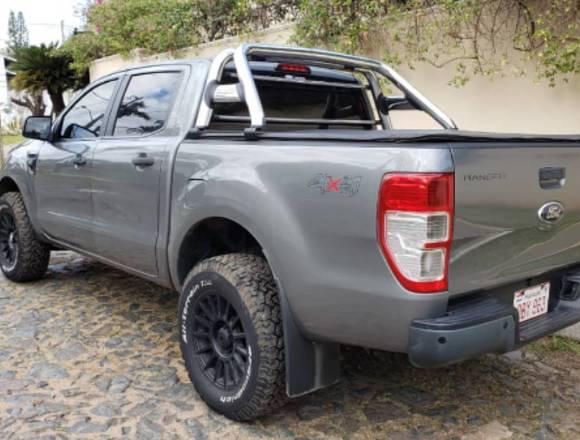 Ford ranger XL.Motor 2.2 Diesel, 4X4, modelo 2016.