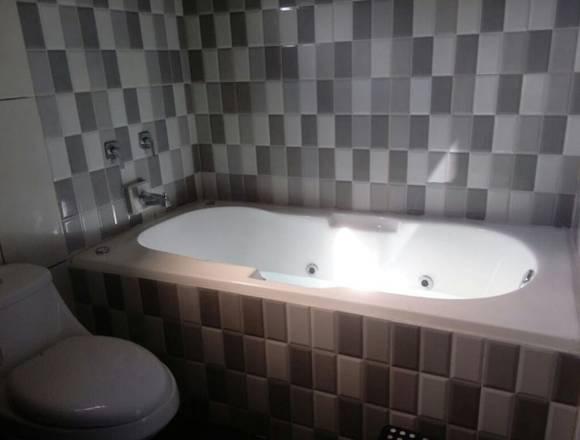 Bañera Matambu para 1 persona