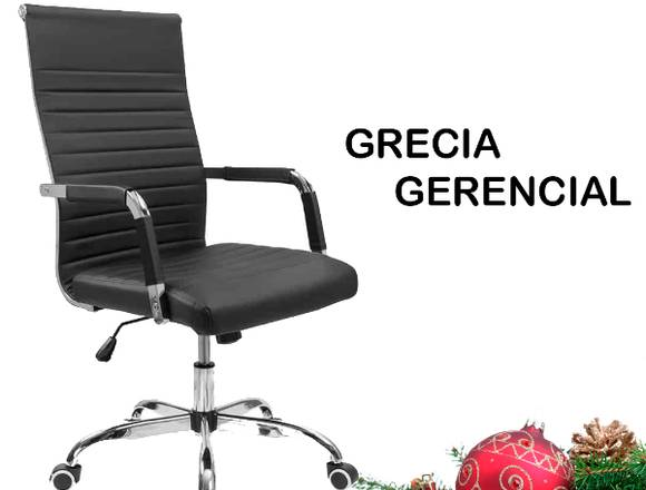 SILLA DE OFICINA GRECIA GUAYAQUIL