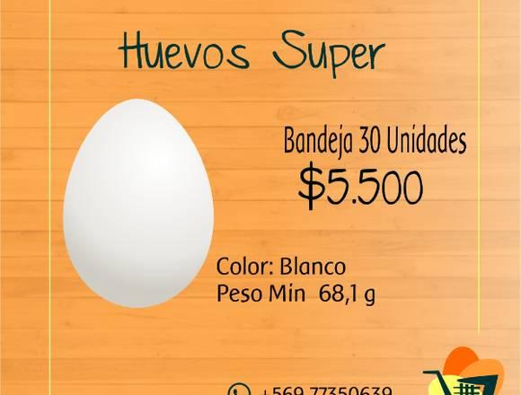 Venta de huevos super