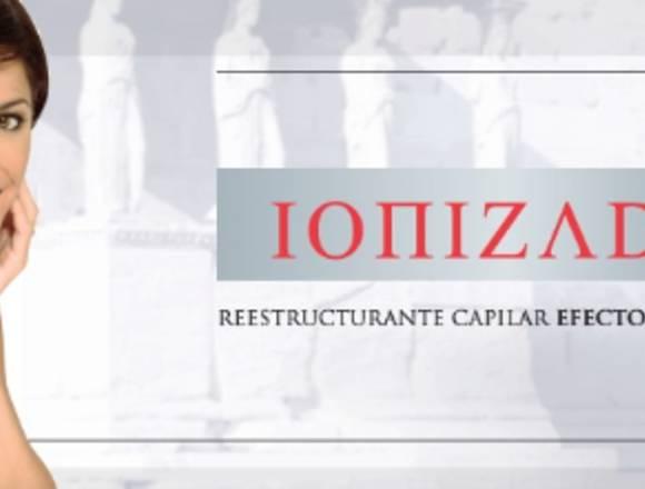 IONIZACO CAPILAR EN SALON CAROLINA'S