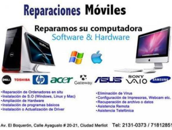 servicio técnico para macbook pro, iMac y laptop