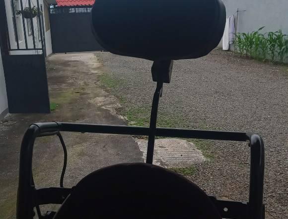 Único gra oferta silla ruedas eletrica