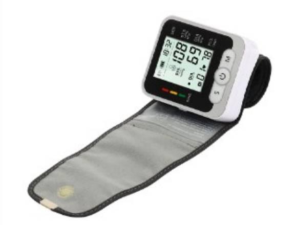 Monitor electrónico presión arterial (PULSOMETRO)