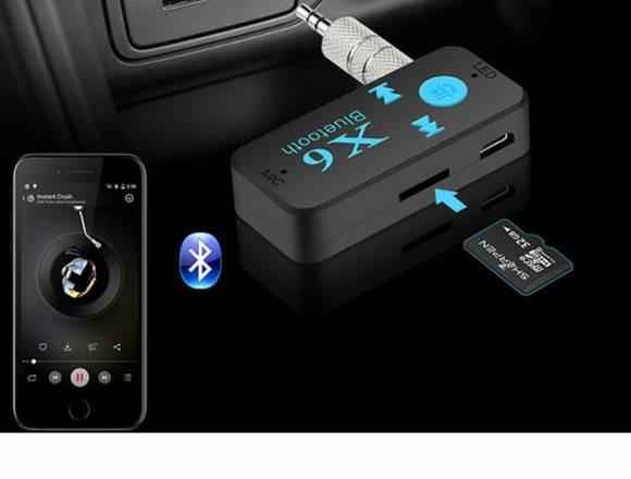 Receptor Bluetooth MP3