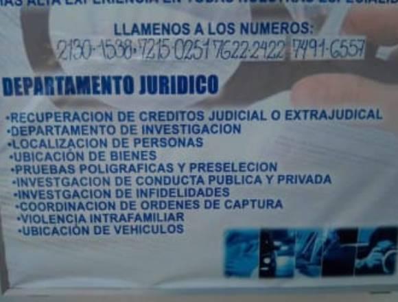 J.B INVESTIGADORES PRIVADOS