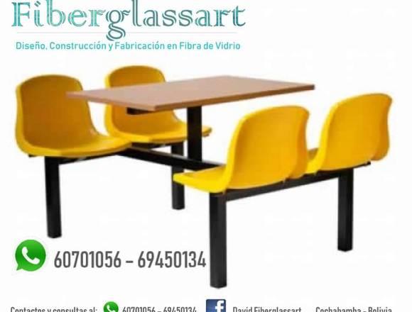 Mesas para su negocio