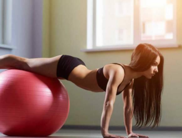 Masajes relajantes y ejercicios