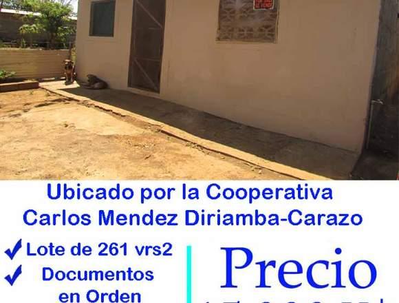 #Forsale ||SE VENDE CASA EN DIRIAMBA-CARAZO.