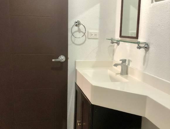 Apartamento nuevo en renta en edificio con piscina