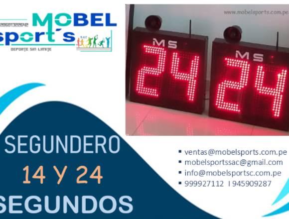 SEGUNDERO DE 14 y 24 SEGUNDOS-MOBEL SPORT´S