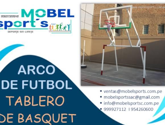 ARCO DE FUTBOL-MOBEL SPORT´S