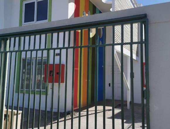 Hermosa casa para jardin infantil
