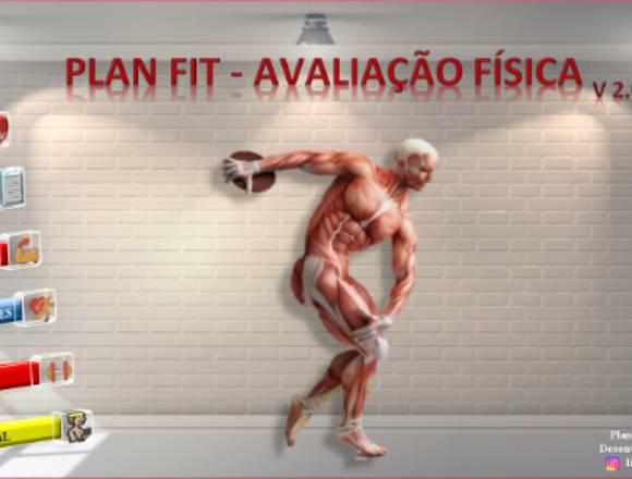 Plan Fit - Avaliação Física E Prescrição Eficiente