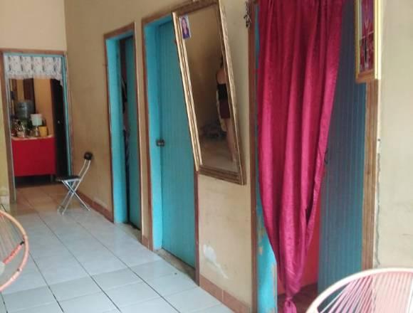 Una Casa. En La Ceiba Atlántida. Financiamiento D.