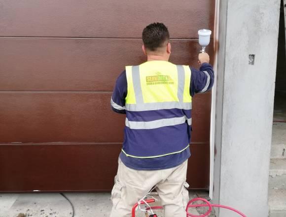Puertas Seccionales | Intalación | Mtto|Reparación
