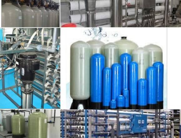 Filtros de agua, cotizacion GRATIS!