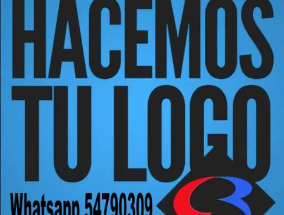Hacemos tu Logotipo / Diseño Gráfico
