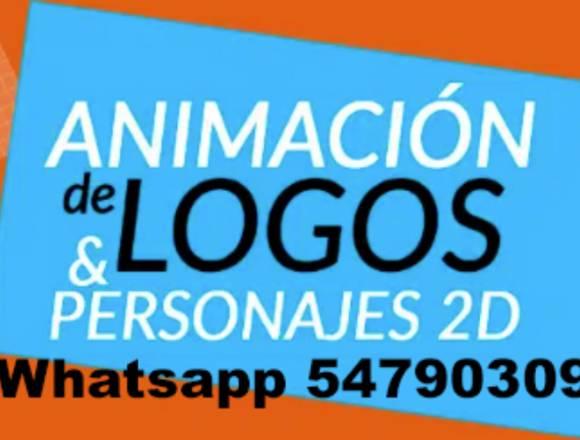 CREACIÓN DE VÍDEOS DE ANIMACIÓN 2D MOTION GRAPHICS