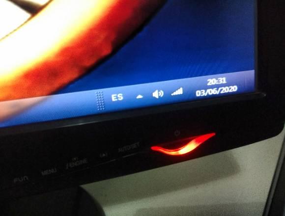 """Monitor LG Flatron 20 """" pulgadas W2043s"""
