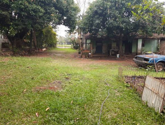 Vendo esta propiedad en Carmen del Paraná
