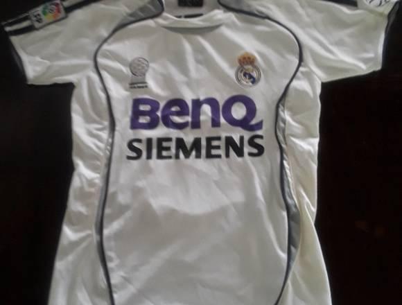 Franela o Camiseta de Equipos de Futbol para niños