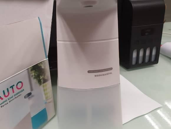 Dispensador de jabón o Antibacterial  automático
