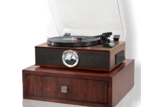 Tornamesa , tocadiscos de vinilo Victrola