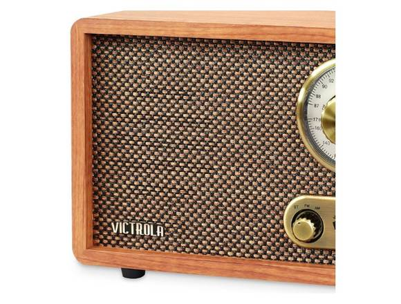 Radio retro am fm marca victrola