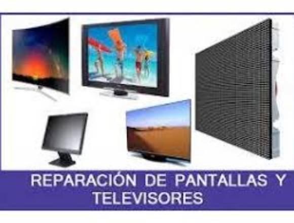 REPARACION EN PANTALLAS TODA MARCA , AL 6373-00-53