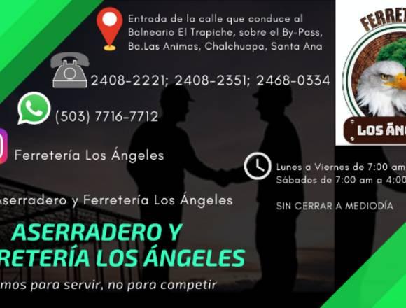 Aserradero y Ferretería Los Ángeles