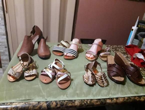 Lote de zapato nuevo nicaraguense