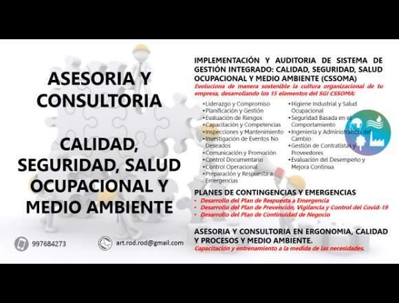 Implementamos plan de Prevención Covid-19