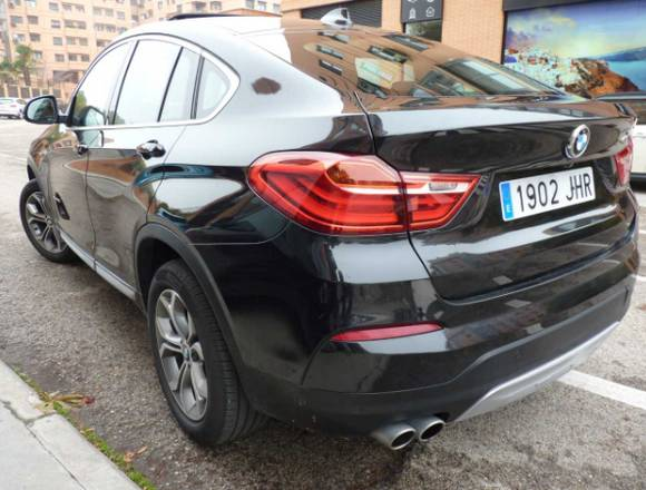 2015 Bmw X4 xDrive30d 4.800 USD